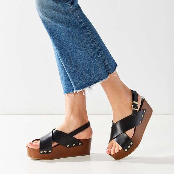 20182017 Sandals Sam Edelman Womens Bentlee Flatform Sandals Free Shipping